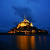 Mont Saint-Michel, Normandy, France :