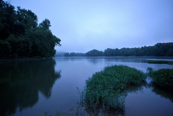 Potomac River Views and Details