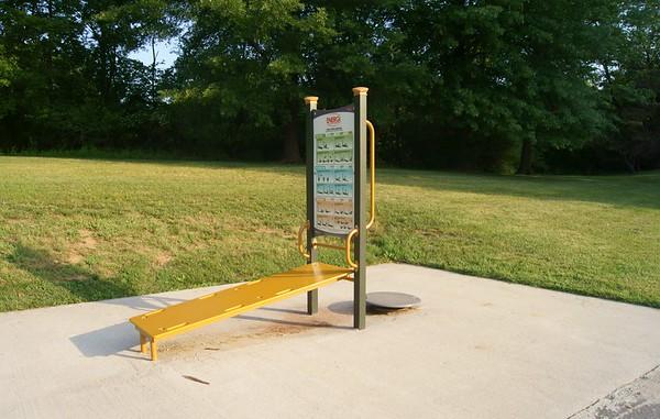 Wooton Mills Park, Rockville, MD