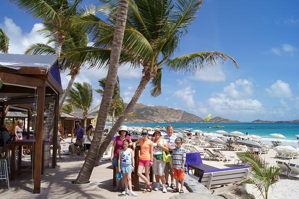 MSC Divina Caribbean cruise 2015