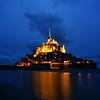 Mont Saint-Michel, Normandy, France :